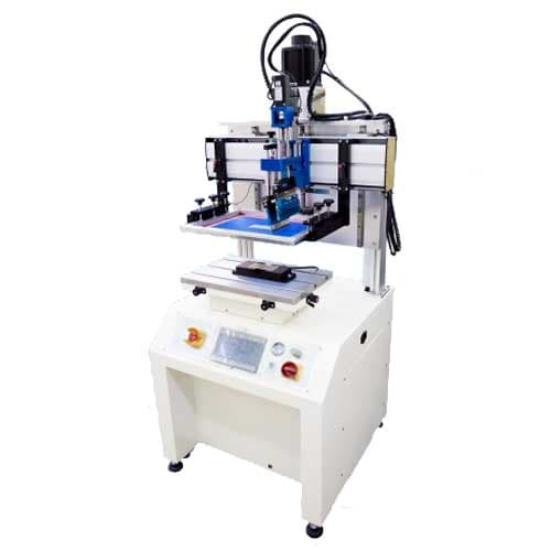 Full Servo Motor Screen Printer/screen printing machine