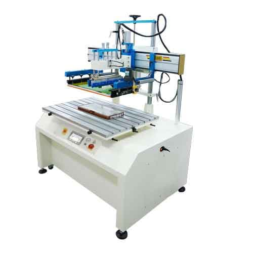 Servo Motor Screen Printer w/Platform