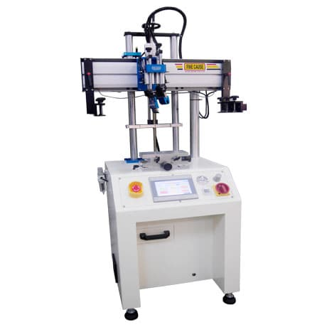 Servo motor screen printer w/platform-screen printing machine