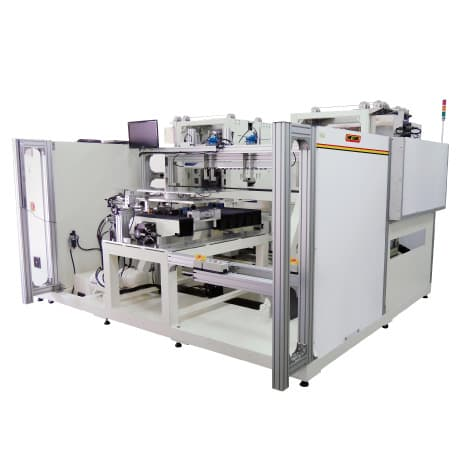 Automatic LCD panels Servo motor pad printing machine (for LCD panels edge printing )