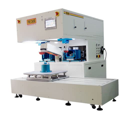 Two-color Servo Pad Printer/Pad printing machine